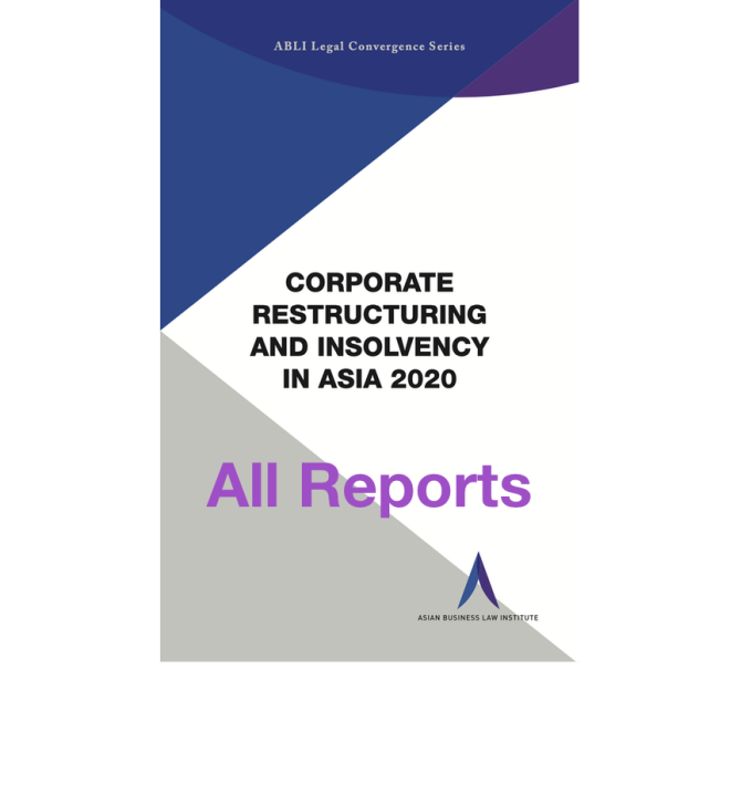 Corporate Restructuring and Insolvency Asia 2020