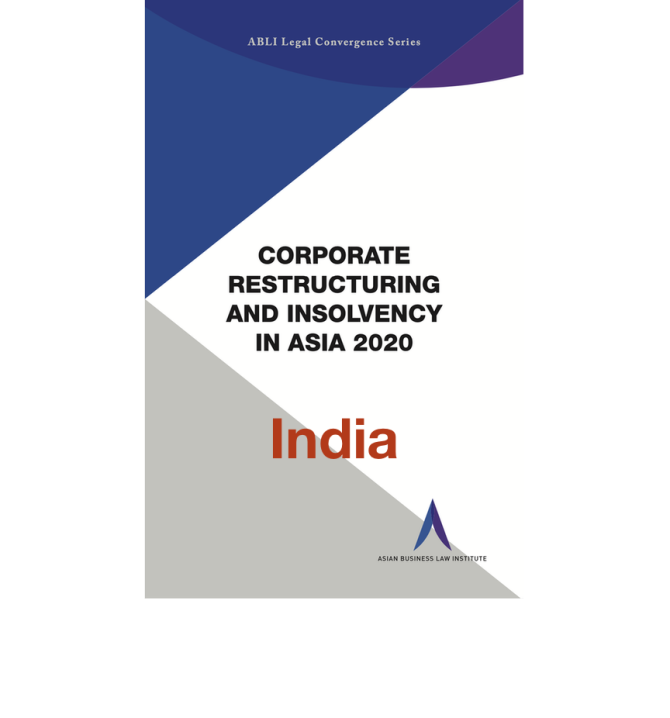 Corporate Restructuring and Insolvency India 2020