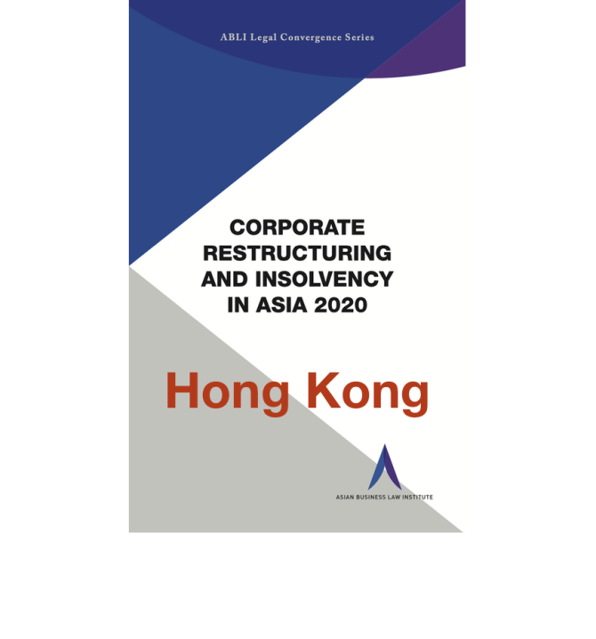 Corporate Restructuring and Insolvency Hong Kong SAR 2020
